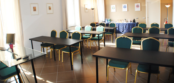 Organise your event in our meeting room